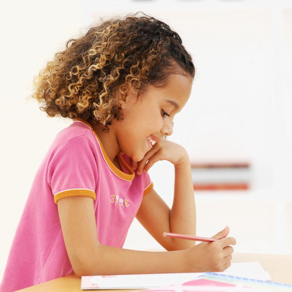 Completing homework