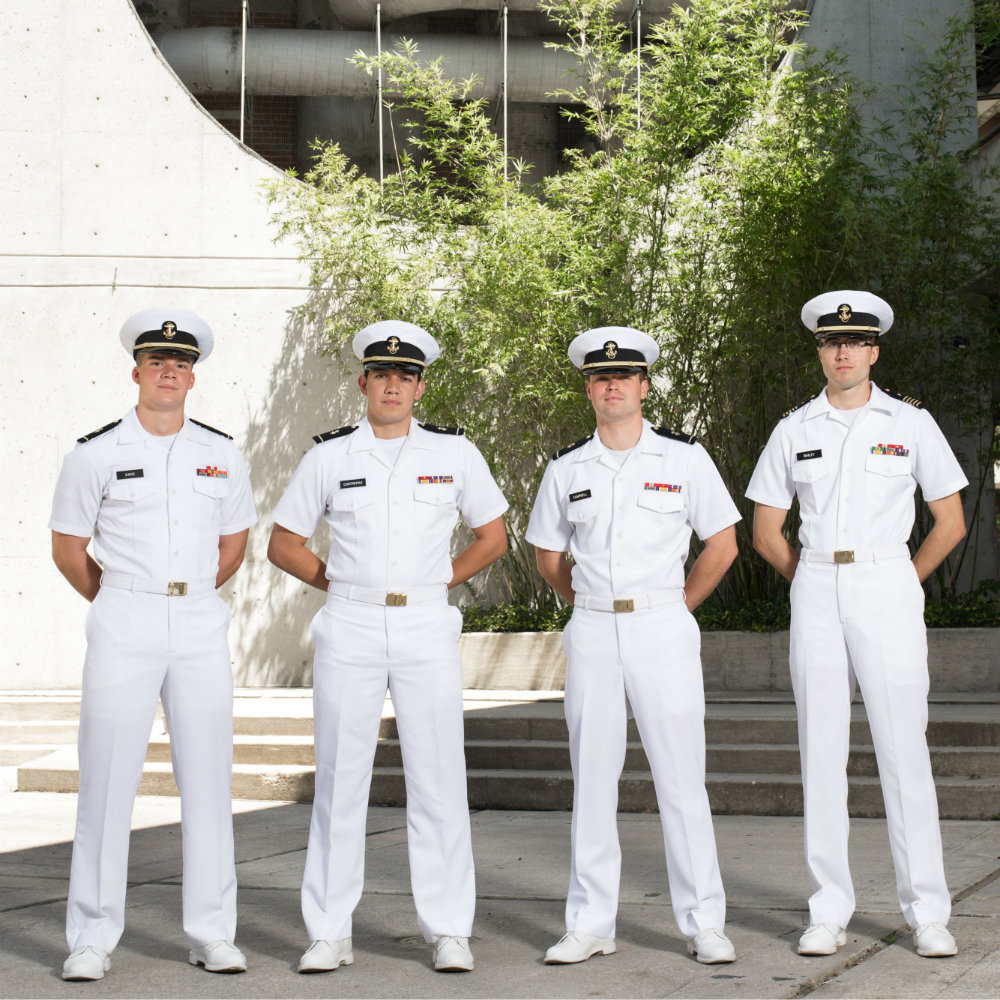 UF Sustainability, NROTC graduates ready to make greener impacts on the future