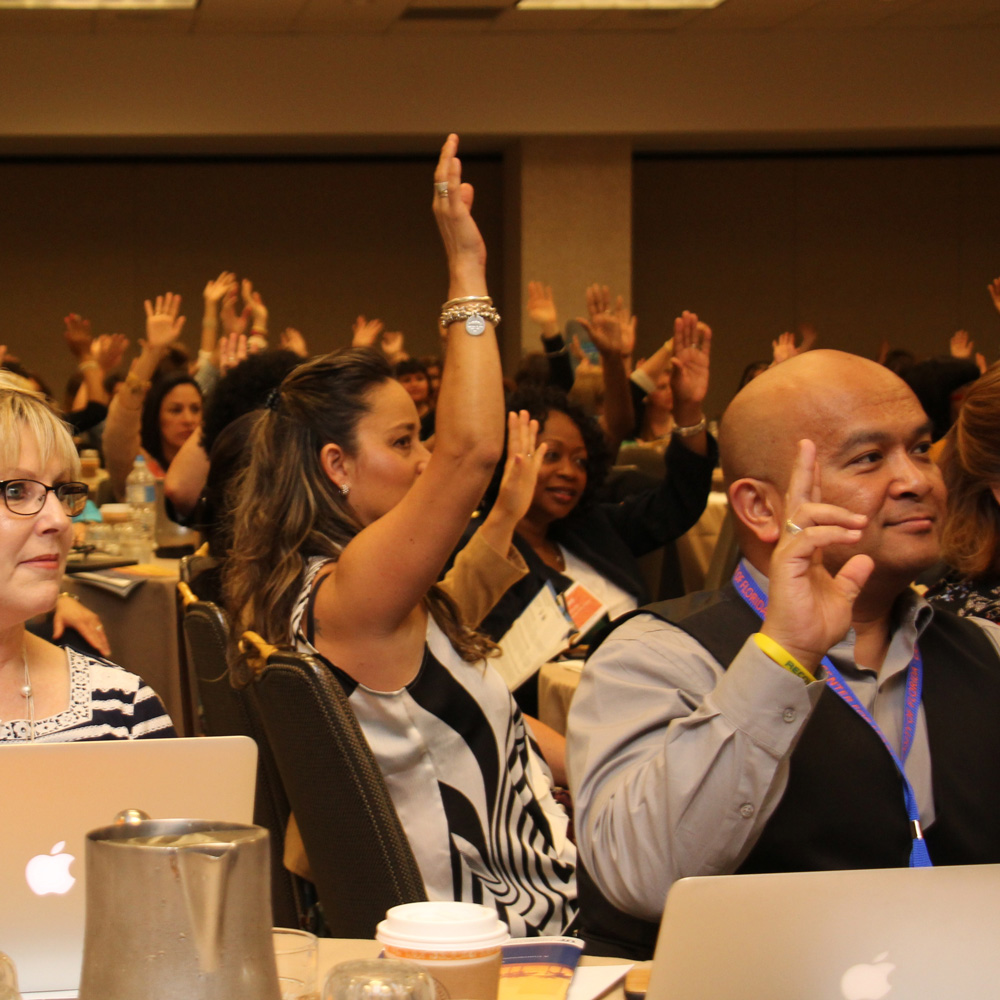 International conference inspires educators to be the change