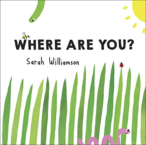 book cover of where are you