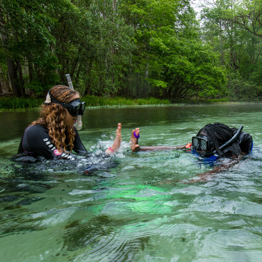 National Geographic explorer shares Florida's springs through photography, research