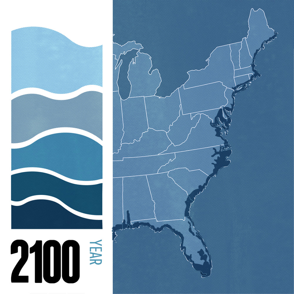 08 East Coast S Rapidly Rising Seas Explained News University