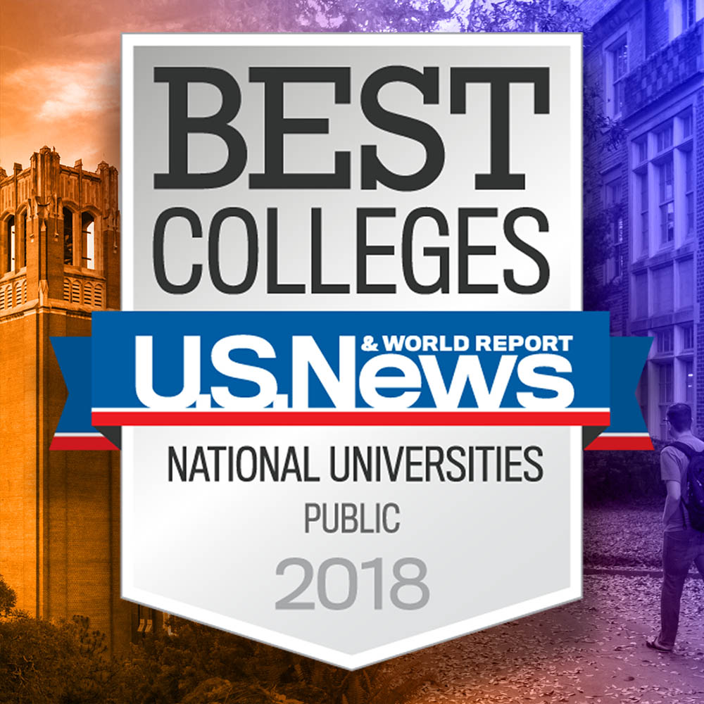 Top 10 Best Colleges For Students With >> Uf First In Florida To Crack U S News List Of Top 10 Best Public