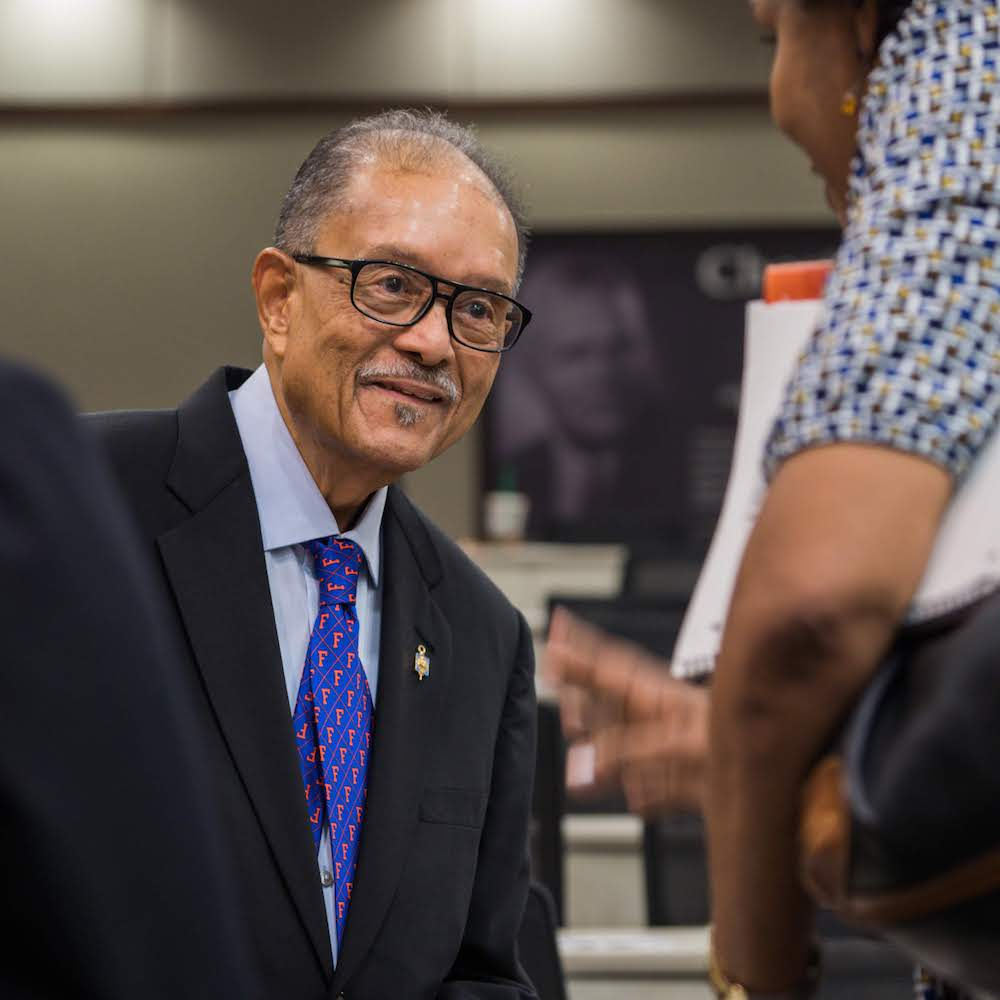 UF marks 60 years of desegregation