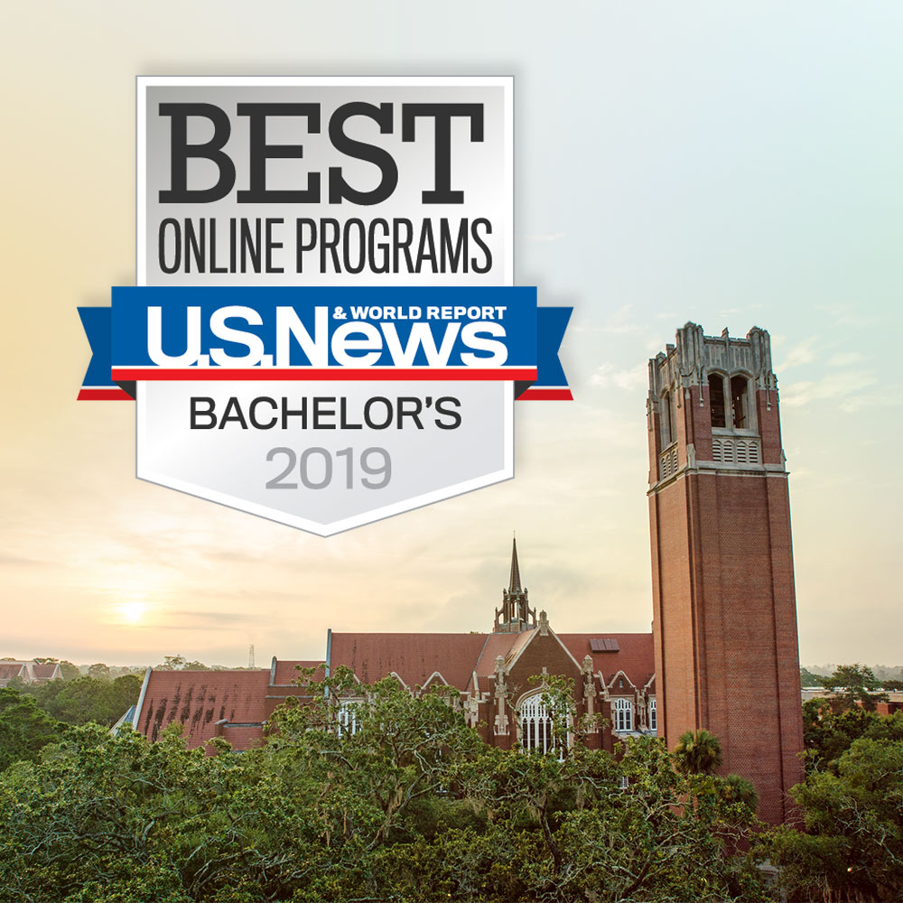 UF Online reaches top five in 2019 U.S. News & World Report rankings - News - University of Florida
