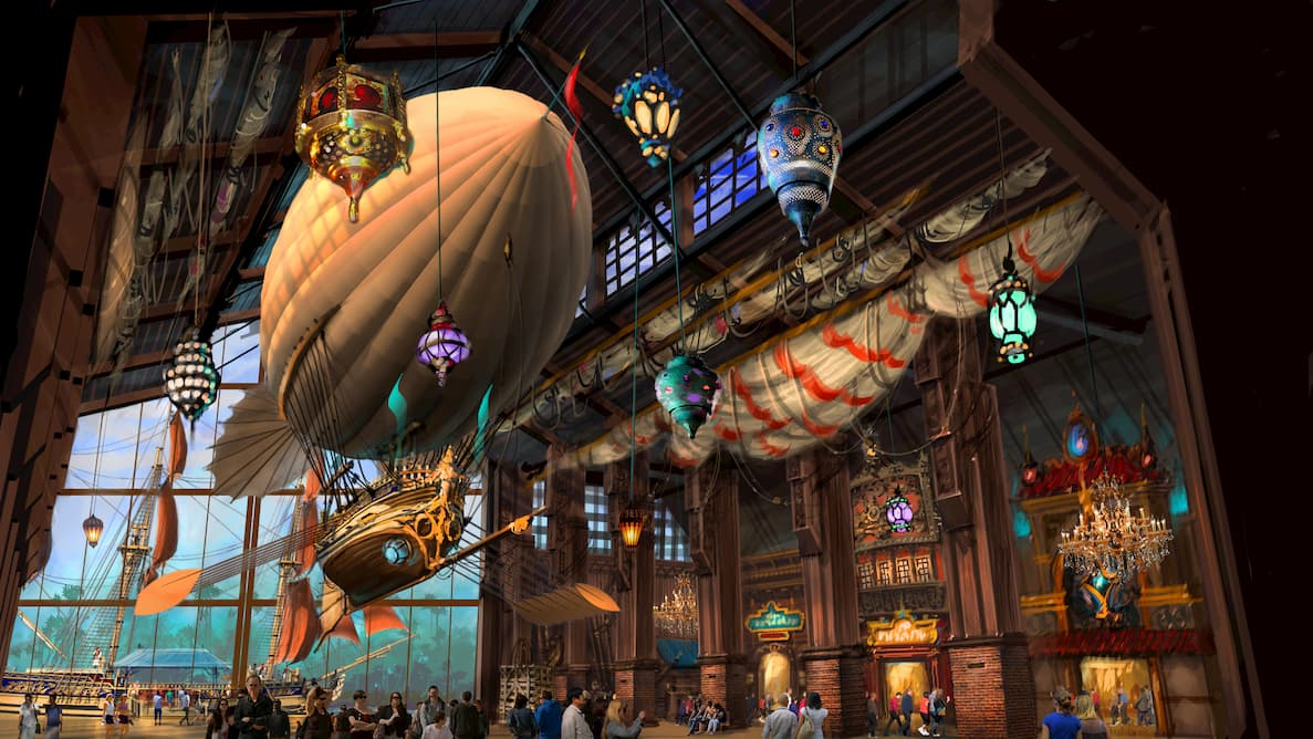 Disney Imagineer to lead UF's new graduate program in themed environments integration