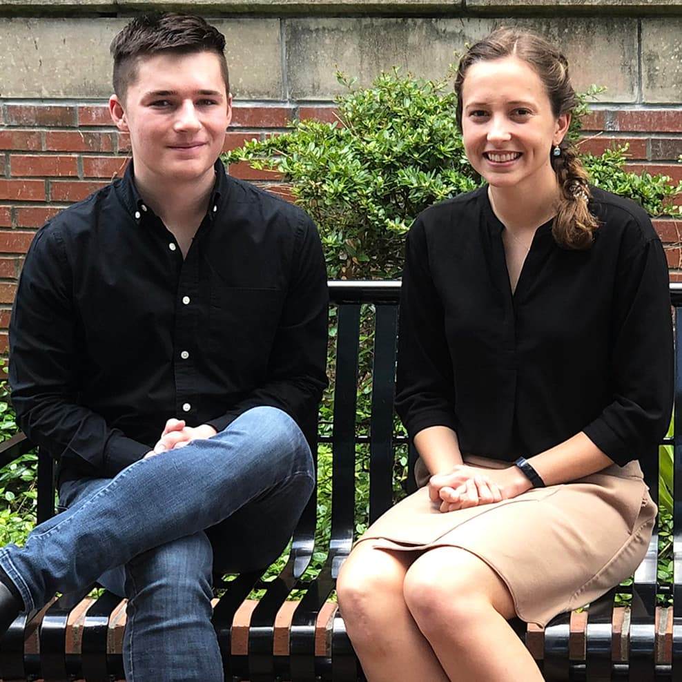 Two UF students named Goldwater Scholars