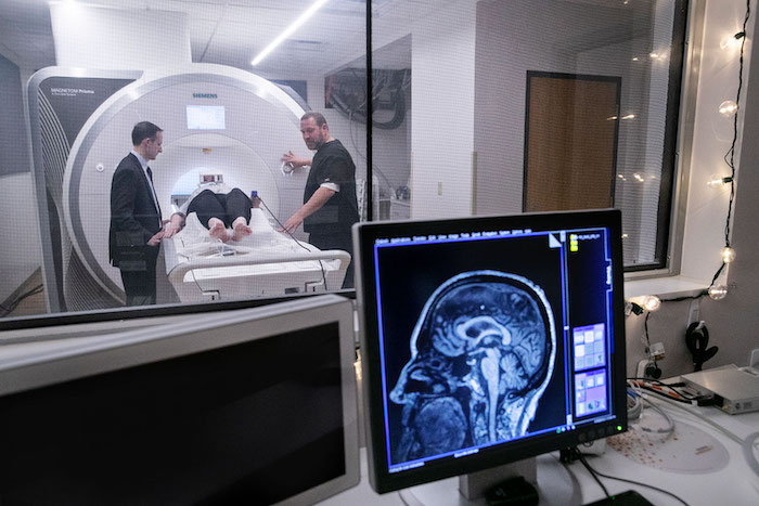 Automated, non-invasive MRI can accurately diagnose Parkinson's