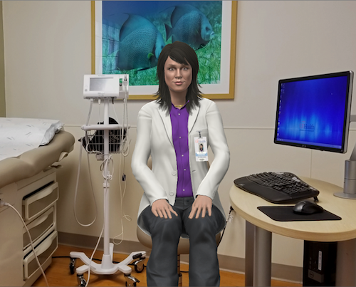 Virtual humans boost mental health recovery - News - University of