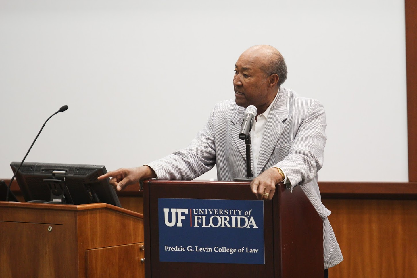 Remembering W. George Allen, UF's first African American graduate