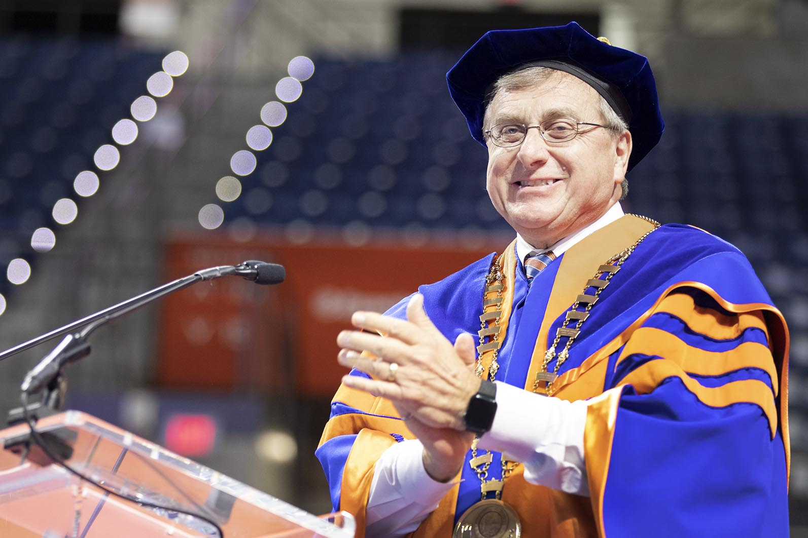 UF President Kent Fuchs' speech for Saturday's commencement ceremony