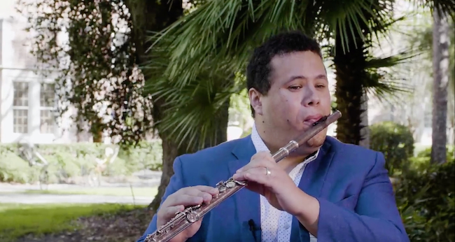 The message behind a UF professor's Grammy-winning song