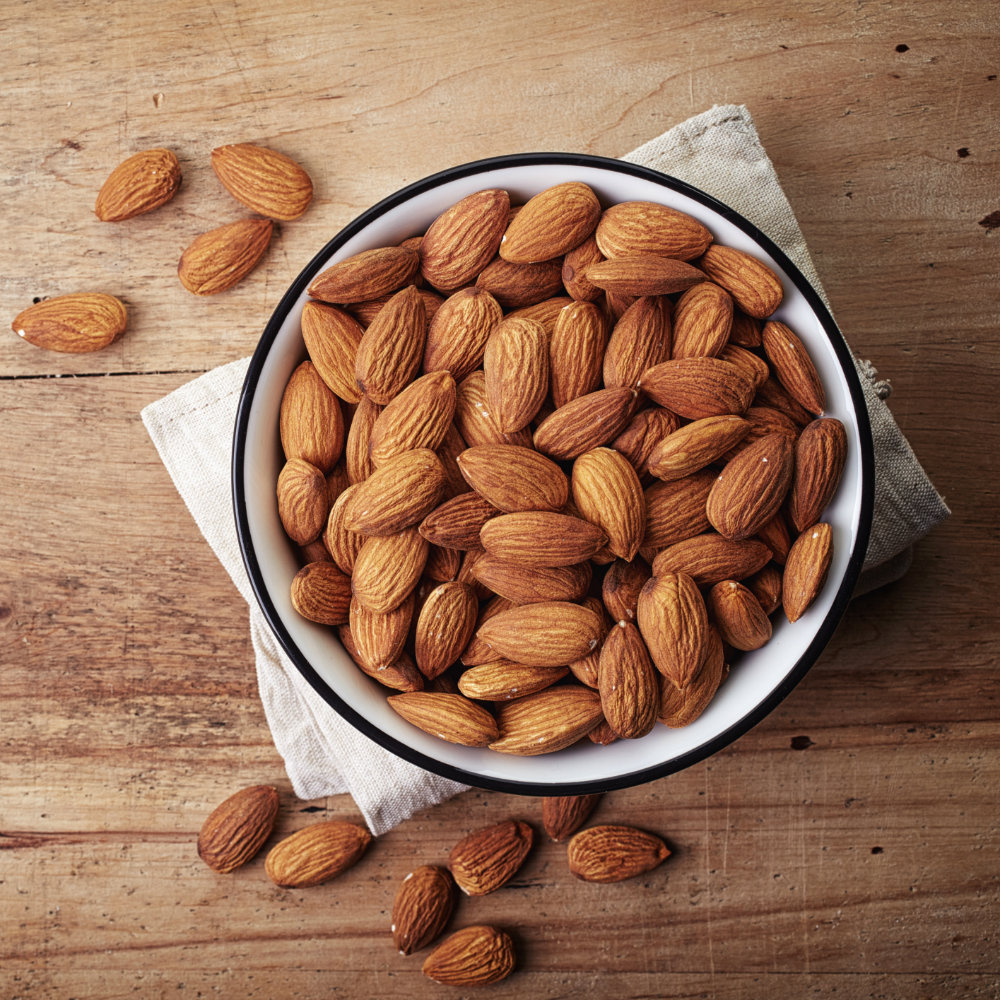 02 - Almond joy: Eating just a handful a day boosts diet ...