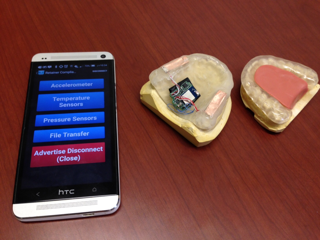 Smart mouth guard could detect teeth grinding, dehydration, concussions